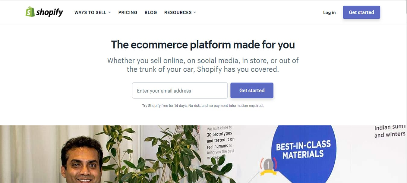 Shopify Review 2018